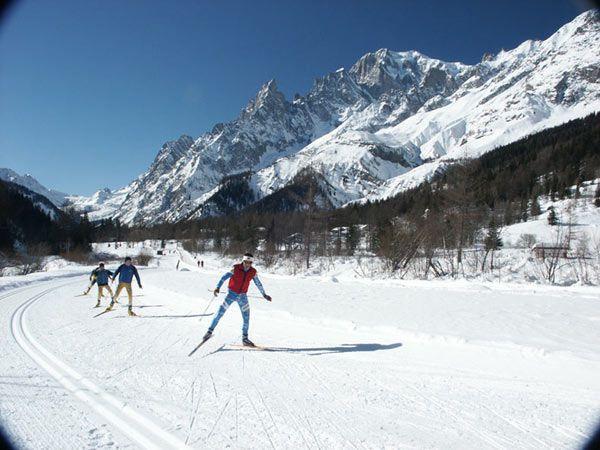 Courmayeur Val Ferret Mountain Vacations Aosta Valley